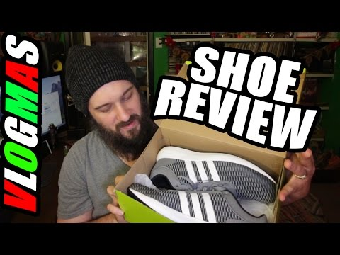 adidas-neo-cloudfoam-race-review-(3-months)-and-unboxing---vlogmas-2016-#6-vlog-93-/-shoe-review