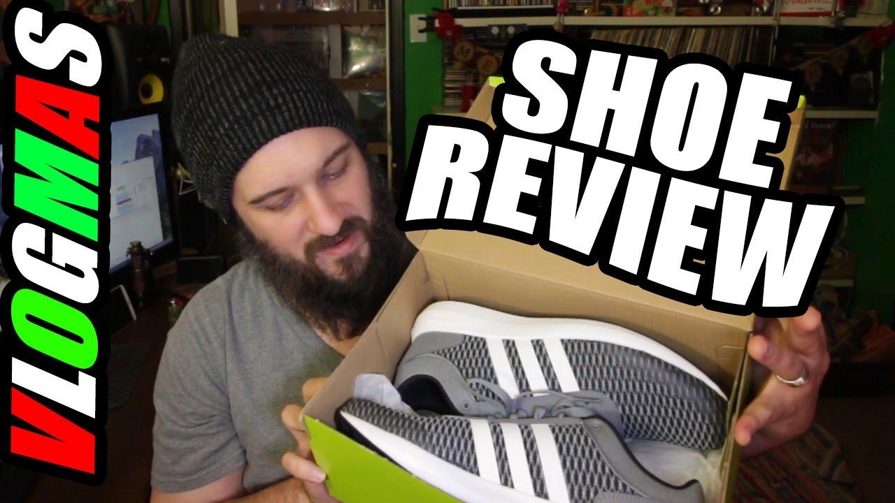 adidas neo men's cloudfoam race running shoes