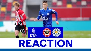 'I'm Buzzing To Be Playing & Winning' - Luke Thomas | Brentford 1 Leicester City 3 | 2020/21