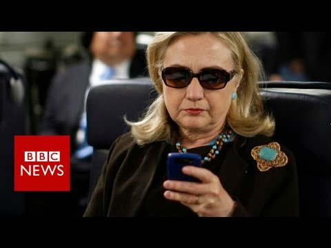What exactly is Clinton's email saga about? BBC News