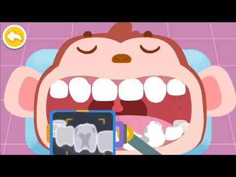 เกมการดูแลสุขภาพในช่องปาก หมอฟัน