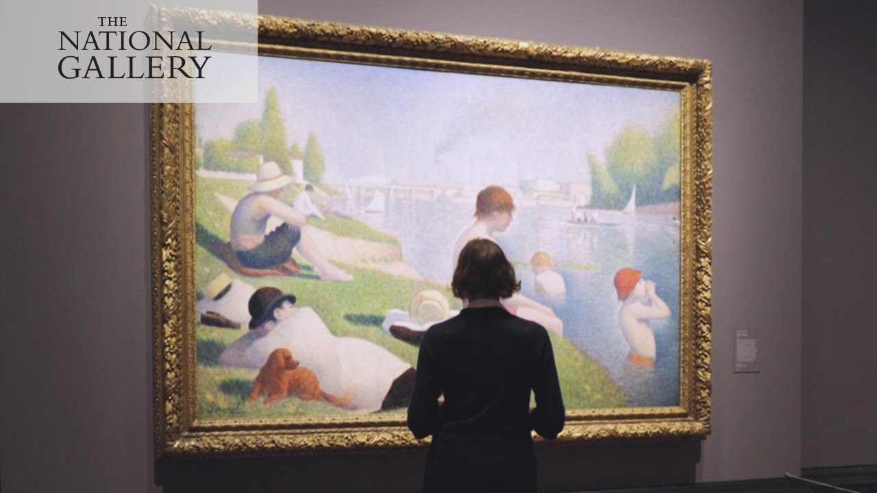 Seurat Courtauld S Impressionists National Gallery Youtube