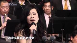 渴望 - 毛阿敏 singing in orchestra [.mkv HD 1080p]