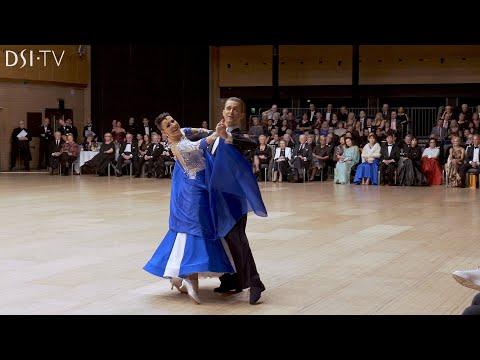 Domen Krapez & Natasha Karabey Presentation Dance Professional Ballroom - UK Open 2020 DSI TV 4K