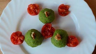 Spinach Pkhali Recipe