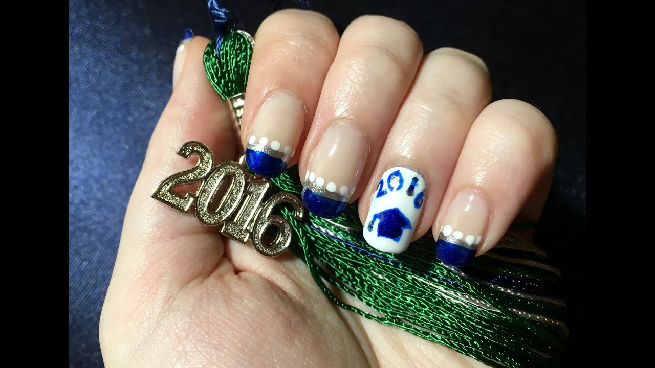Graduation Nails   YouTube