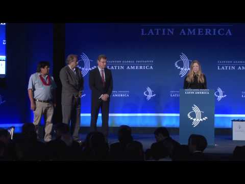 Leveraging Opportunities for Amazonian Indigenous Youth - 2013 CGI Latin America Meeting