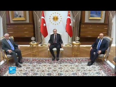 هل عادت العلاقات الدبلوماسية الأمريكية التركية لهدوئها وطبيعتها؟  - نشر قبل 1 ساعة
