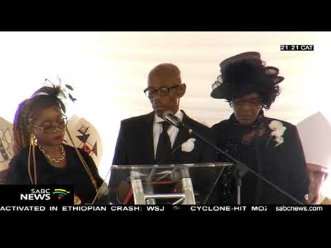 Princess Buthelezi laid to rest