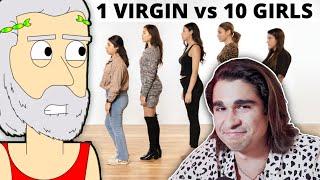 35 Year Old Virgin Speed Dates 10 Girls (CRINGE) | Dating Expert Reacts