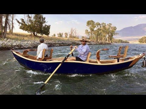 High End Drift Boats Cajune Boatbuilding Bonus