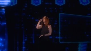 sound of silence australia josephine thunell eurovision stand in rehearsal 2016
