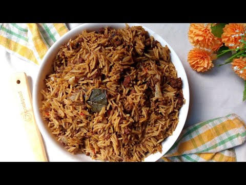 HOW TO MAKE EASY NIGERIAN BROWN RICE /BROWN RICE RECIPE BY AYZAH CUISINE