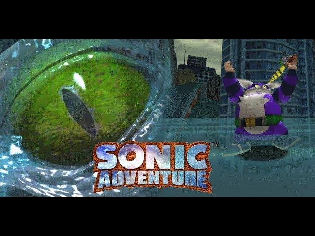 Sonic Adventure DX: Everyone Vs  Perfect Chaos