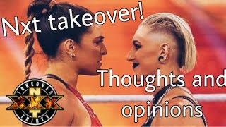Nxt takeover: thirty thoughts and opinions   Princess Mella