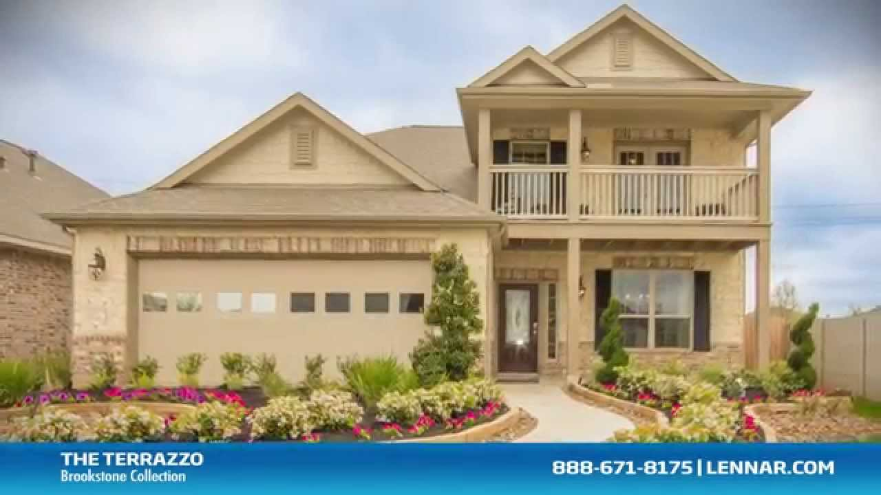 The Terrazzo New Home Tour Lennar Houston