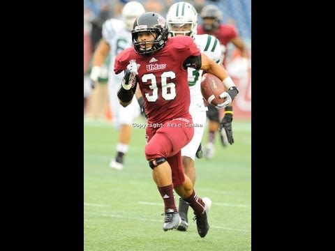 Alan Williams Umass Wr Football Highlight Tape
