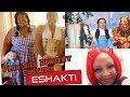 VLOG: HAPPY HALLOWEEN & Costume Party: My Plus Size Dress ft. Eshakti Women Fashions