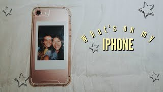 I GOT A NEW PHONE | WHAT'S ON MY IPHONE | Emma Marie