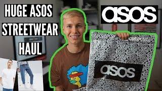 ASOS STREETWEAR HAUL!!!