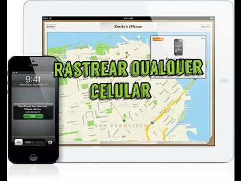 rastreador de celular android via internet