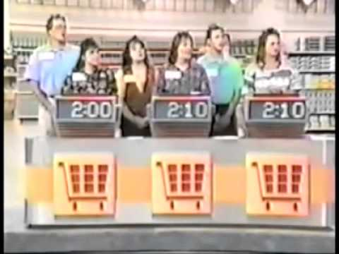 Supermarket Sweep (1993) | Carla & Jeff Vs. Trudy & Lisa Vs. Janna & Brian