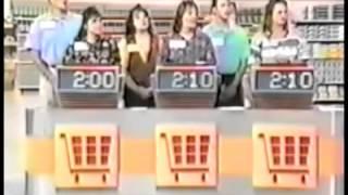 Supermarket Sweep (1993) | Carla & Jeff vs. Trudy & Lisa vs. Janna & Brian