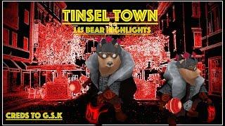 "[FREE GOLD] Pocket Legends PvP: ""TINSELTOWN"" - Level 15 Bear HIGHLIGHTS [1080p HD]"