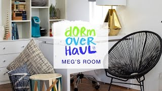 Meg Allan Cole's Dorm Room Design