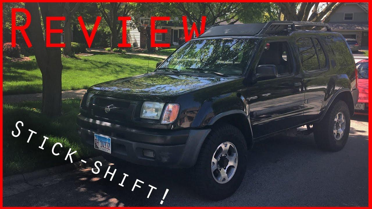 2001 Nissan Xterra Review