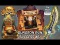 Behold the Power of Quel'Delar! - Warrior Dungeon Run | Hearthstone