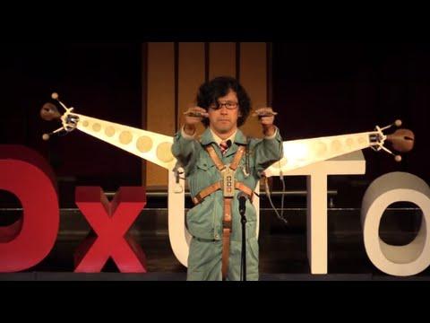 ナンセンスマシーン | Maywa Denki | TEDxUTokyo (Việt Sub)