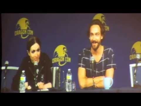 Clip: Sleepy Hollow panel from Dragoncon 2015