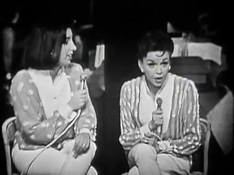 Judy Garland And Liza Minnelli  Live at the London Palladium 1964 Full
