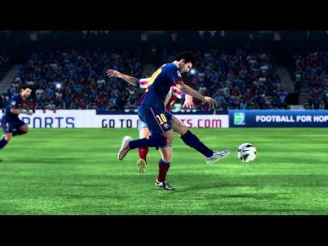 EA SPORTS IGNITE Engine - Xbox One Announcement Trailer - Eurogamer