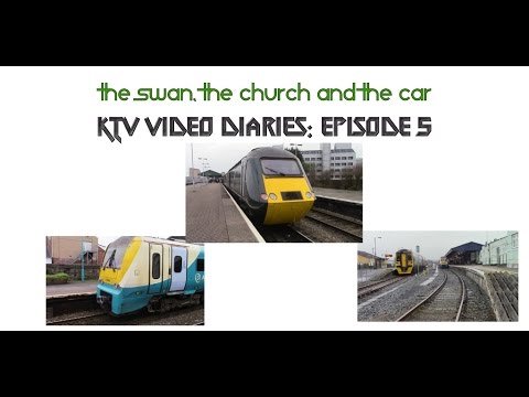 The Swan, The Church & The Car - KTV Video Diaries: Episode 5