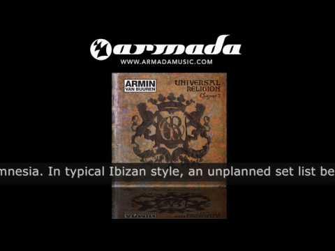 Armin van Buuren Universal Religion Chapter 3 Live from Armada at Ibiza 2007