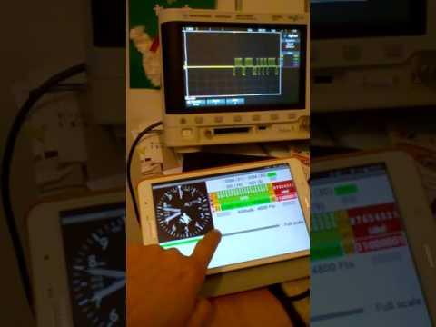 ARINC 429 interface Bluetooth ./ Arduino / Android