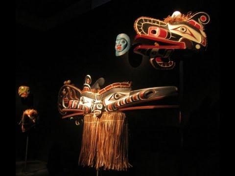 POTLATCH 2013 Pacific North West Coast Indians exhibition