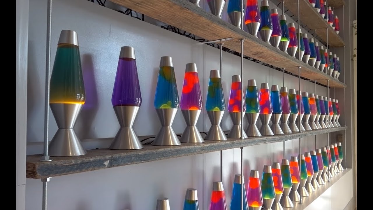 The Lava Lamps Keeping You Safe Online