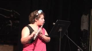 Elizabeth (Liz) Cisneros - Rose from Titanic - Flute Solo