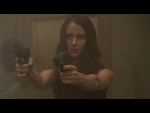 Person of Interest - Martine VS Root in God Mode (04x05)