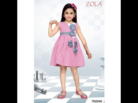 c0dd951ed Buy Online Dress - Modern New Arrivals Fashionable baby girl frock dress