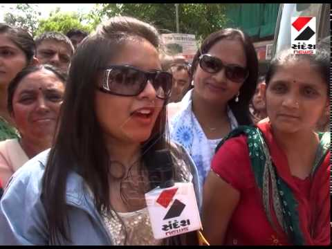 Sandesh News :Aishwarya Majmudar Exclusive talk