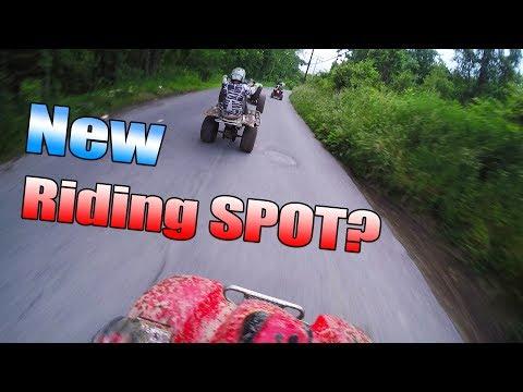 400ex & Raptor 660s Wheelies, Drifting & Trail Riding