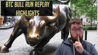 Bitcoin Golden Bull Run Heighlights Replay From Last Week By MedicWillCrypto