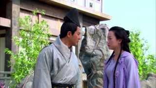 天龙八部 46(上) 王语嫣为段誉与慕容复起争执