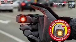Handschuh Mit Blinker