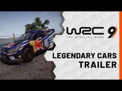 WRC 9 | Legendary Cars Trailer