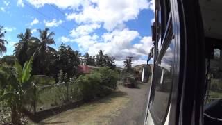 Kings Highway by bus: Lautoka to Ba, Fiji
